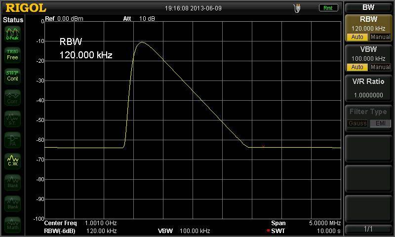 Standard-EMI-Filter-and-Quasi-peak-Detector